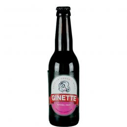 Ginette Fruit 33 cl 4% : Bière Biologique