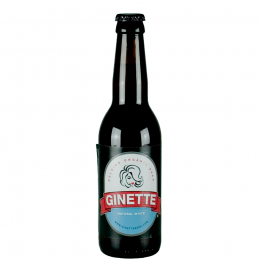 Ginette White 33 cl 5% : Bière Belge