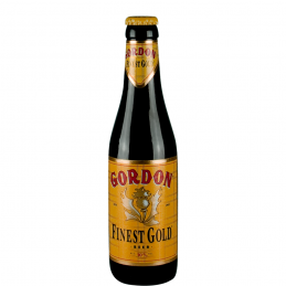 Gordon Finest Gold 10° 33 cl - Bière Belge