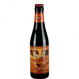 Malheur Brune 12° 33 cl : Bière Belge