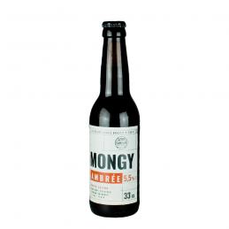 Mongy Ambrée 33 cl - Bière du Nord