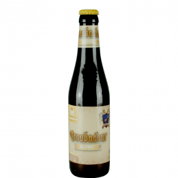 Troubadour Blonde 33 cl - Bière Belge