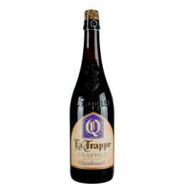 Trappiste Trappe quadruple 75 cl - Bière Hollandaise
