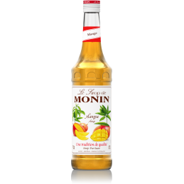 Sirop de mangue Monin 70 cl