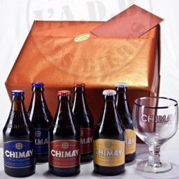 Beer-Box Chimay ( le cadeau...