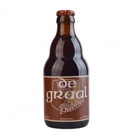 Bière De Graal Double caisse de 24 bouteilles verre consigné