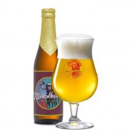 Bière du Corsaire en caisse de 24 bouteilles verre consignée. Bière de saveur de la Brasserie Huyghe