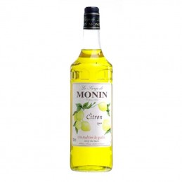 Sirop De Citron Monin 100 cl