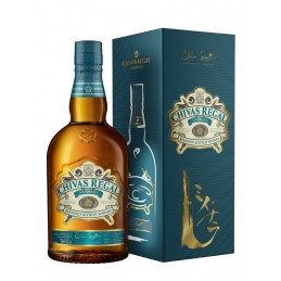 Whisky Chivas Régal Mizunara 40° 70 cl