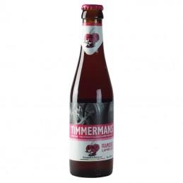 Framboise Timmerman's 25 cl - Bière Lambic à la Framboise