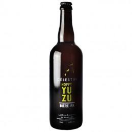 Hoppy Yuzu IPA 5.8° 75 cl - Bière Française