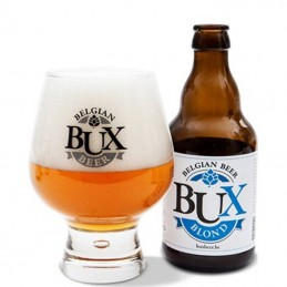 Bux Blonde 7,5° 24X33 cl -...