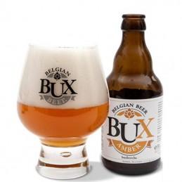 Bux Ambrée 6.5° 24X33 cl - Bière Belge