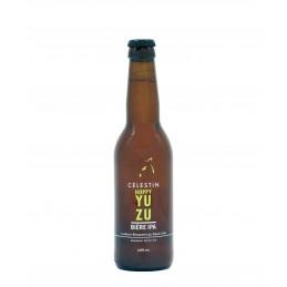 Hoppy Yuzu IPA 5.8° 33 cl - Bière Française