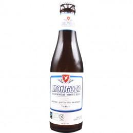 Mongozo White 4.8° 33 cl - Bière Belge