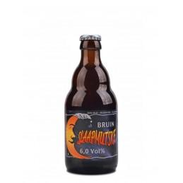 Slaapmutske Brune 6.4° 33 cl - Bière Belge