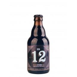 Den 12 12° 33 cl - Bière Belge