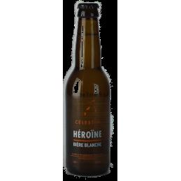 Héroïne Blanche 5° 33 cl - Bière Française