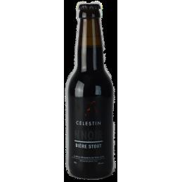 N° Noir Stout 8° 33 cl - Bière Française