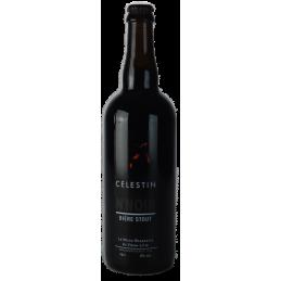 N° Noir Stout 8° 75 cl - Bière Française