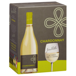Bag In Box Chardonnay Pays...
