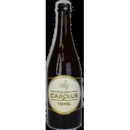 Bière belge Carolus triple 75 cl