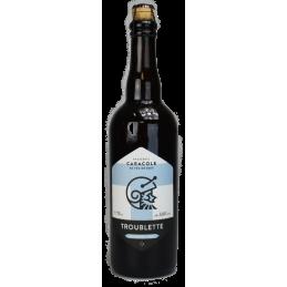 Troublette bio 75 cl - Bière Belge