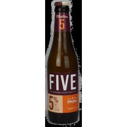 Saint Feuillien Five 5° 33 cl - Bière Belge