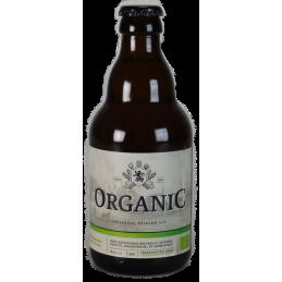 Binchoise Organic bio triple 8.5° 33 cl - Bière Belge biologique
