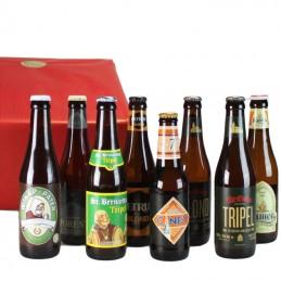 8 bières d'Abbaye - Cadeau...