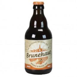 Brunehaut Ambrée 33 cl : Bière Biologique