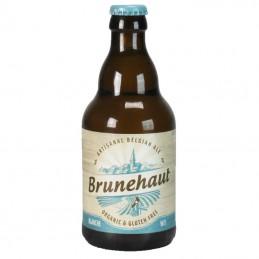 Bière Brunehaut blanche 33 cl - Bière Belge