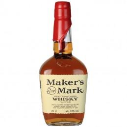 Alcool-Bourbon Maker's Mark 45° 70 cl