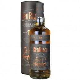 Whisky Benriach 10 Ans 43° 70 cl