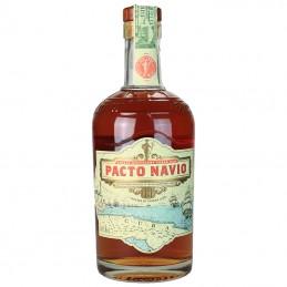Rhum Pacto Navio 40% 70 cl : Alcool - Rhum