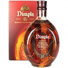 Alcool-Whisky Dimple 15 ans