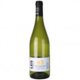 Vin des Côtes de Gascogne - UBY Colombard-Ugni blanc  n°3