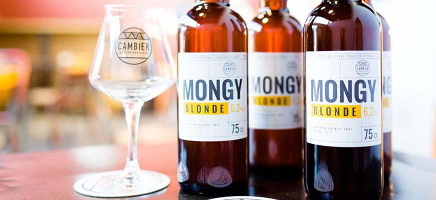 Brasserie Cambier : bière française La Mongy